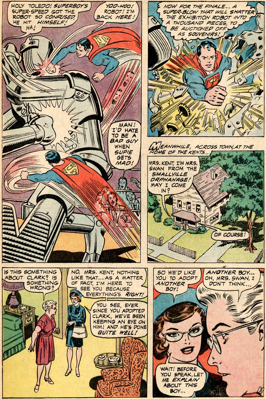 Read online World's Finest Comics comic -  Issue #172 - 5