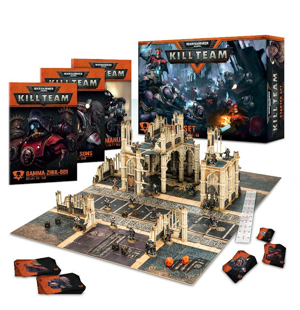 Element Games: Discounted Warhammer 40K Killzone Starter Set and More