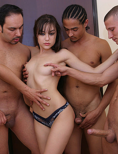 Naked Nude Hardcore Gangbang Sex Pictures 5