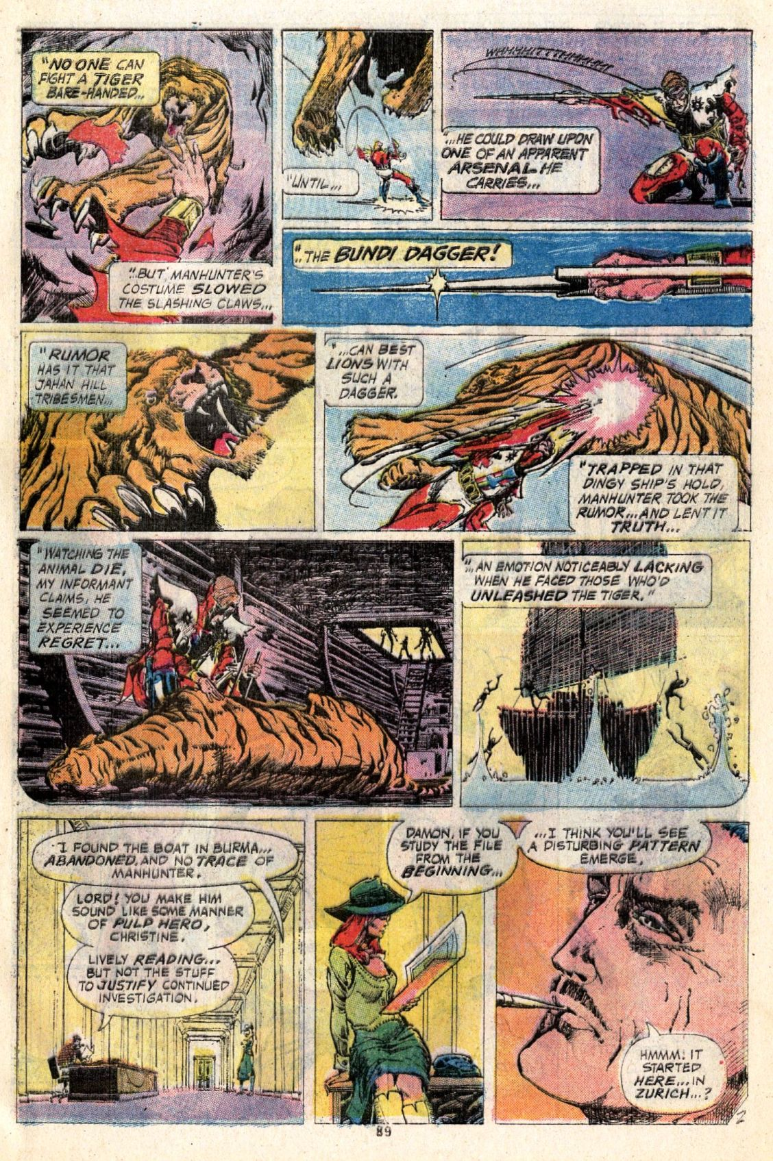 Detective Comics (1937) 438 Page 89