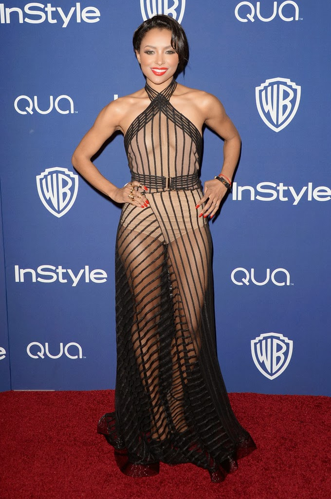 Styled For Combat: Style Recap: The 2014 InStyle and