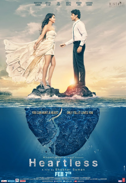 Poster of Heartless 2014 480p Hindi HDTV Rip Full Movie Download