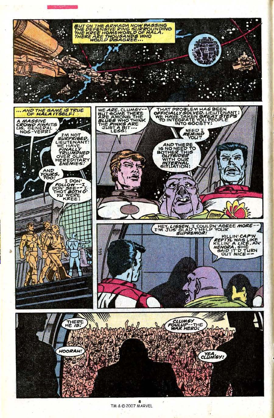 Read online Silver Surfer (1987) comic -  Issue #30 - 8