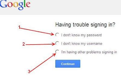طريقة, استرجاع, حساب, Gmail, بعد, إختراقه, أو نسيان, كلمة المرور.