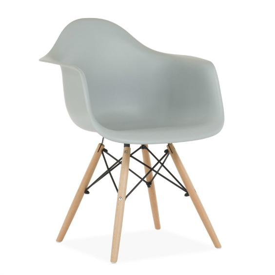 Chaise DAW de Charles & Ray Eames sur Superestudio.fr