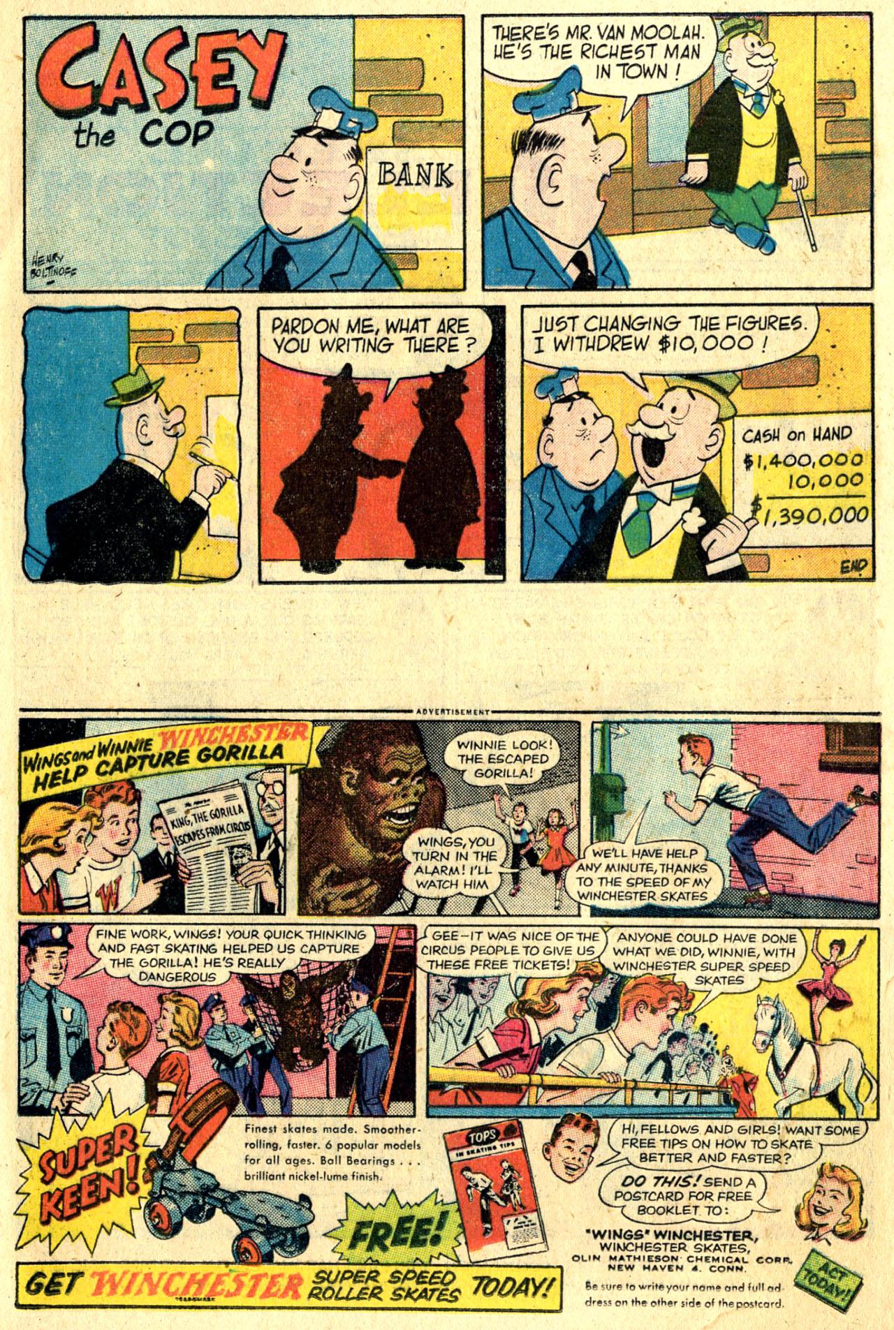Detective Comics (1937) 237 Page 12