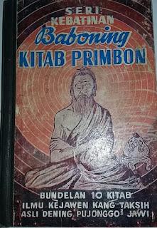 sejarah primbon