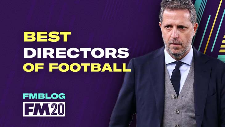 Best Directors of Football in FM20
