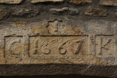 Datestone 1667