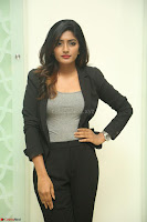 Actress Eesha Looks gorgeous in Blazer and T Shirt at Ami Tumi success meet ~  Exclusive 160.JPG