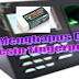 Cara Menghapus Data Di Mesin Fingerprint Dengan Mudah