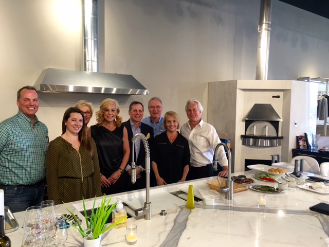 Kitchen Sinks Dallas Kitchen sinks archives traci connell interiors i visited this upscale kitchen showroom in dallas owned by a fellow colleague kellye kamp butter of dallas and was excited to see the high end kitchen workwithnaturefo