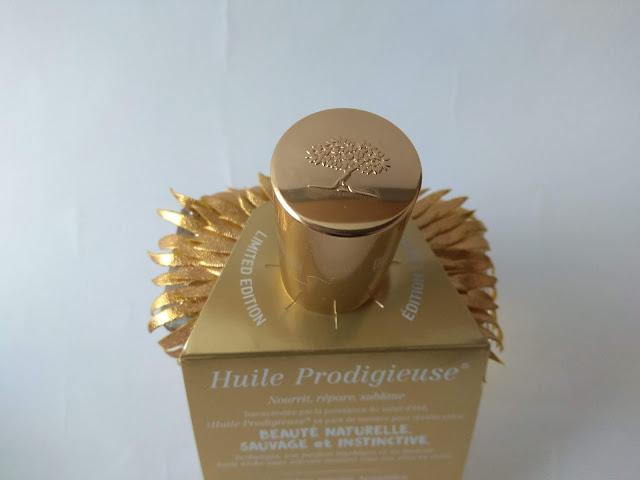 Aceite seco huile prodigieuse edición limitada de Nuxe