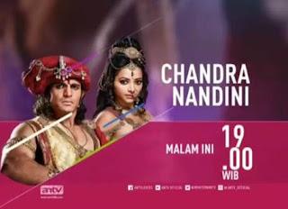 Sinopsis Chandra Nandini ANTV Episode 23 - Kamis 25 Januari 2018