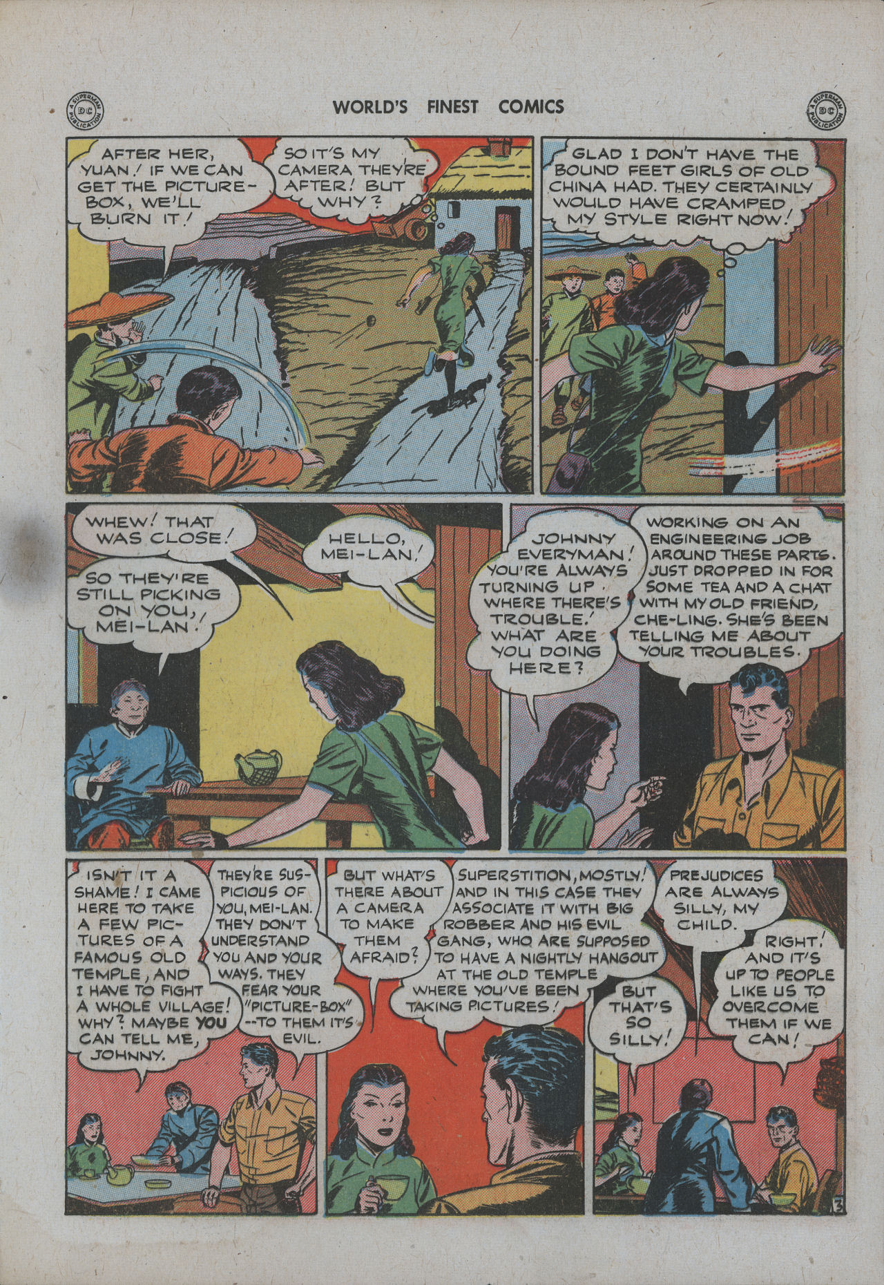 Read online World's Finest Comics comic -  Issue #15 - 64