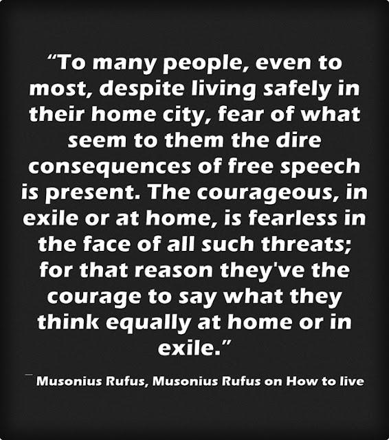 Top Gaius Musonius Rufus Quotes
