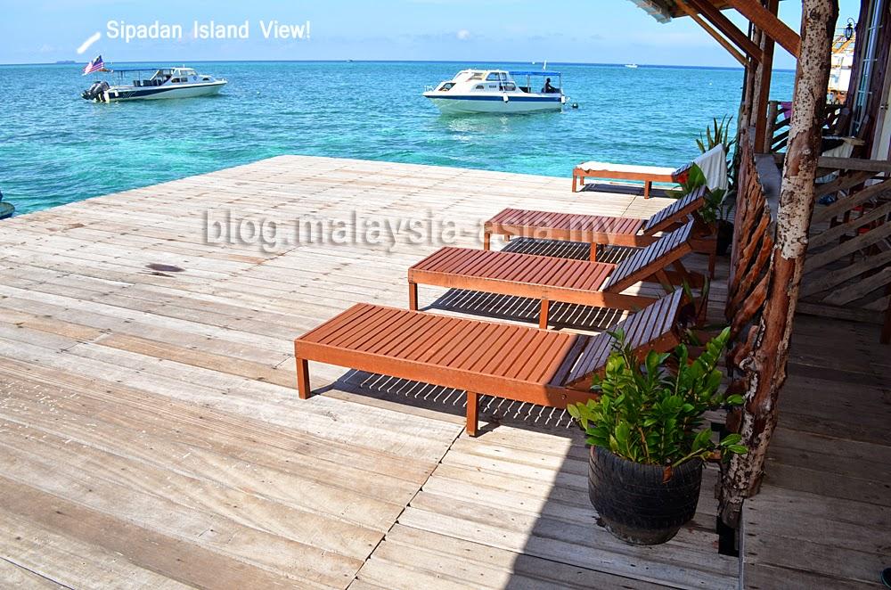 Pulau Mabul Lodge Seahorse Sipadan Scuba Lodge