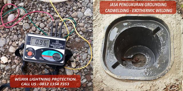 JASA Pasang Cadwelding Grounding System Di Jakarta Petojo Selatan