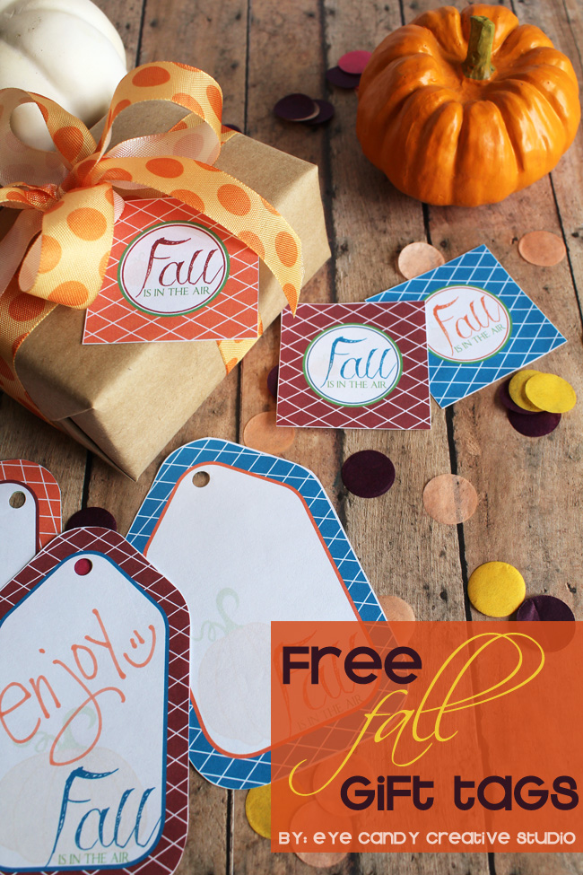 fall gift tags, free fall tags, free fall tags, fall is in the air, free fall download