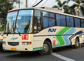 List of ALPS Bus Terminals