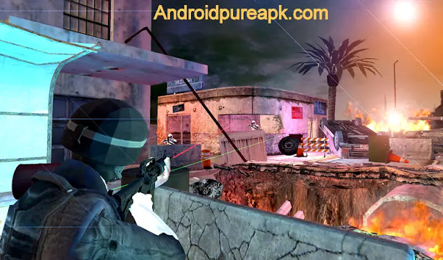 Army Commando Assault Apk Mod v1.10 Latest Version For Android