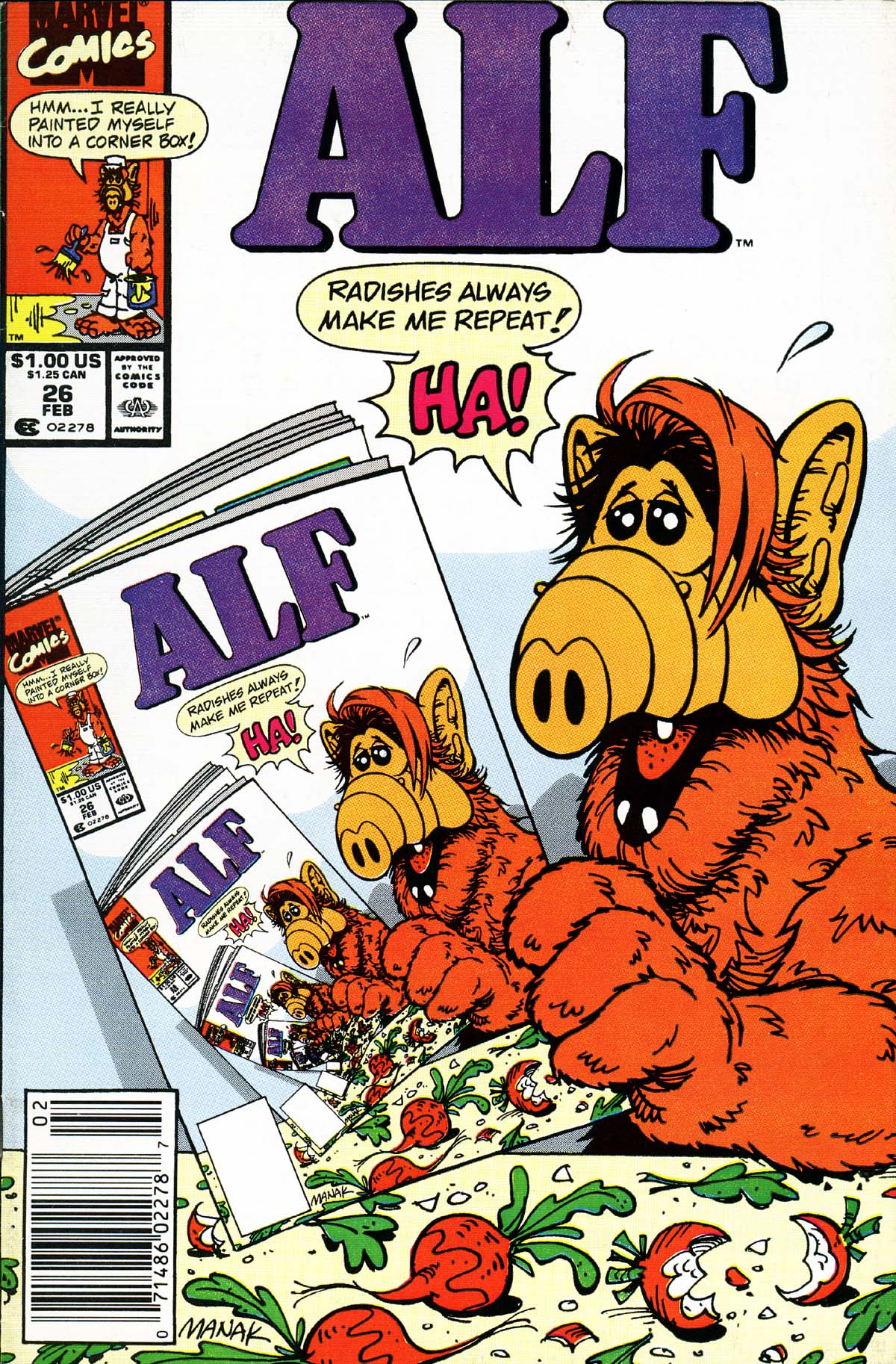 ALF | Viewcomic reading comics online for free 2019 - Part 2