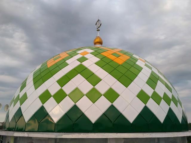 Kontraktor Kubah Masjid di Lampung