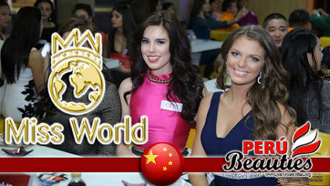 Macau Dinner Cruise! - Miss World 2015
