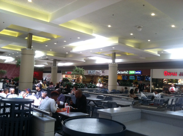 Writing For The News Food Court Where Should I Eat Walden Galleria Mall All