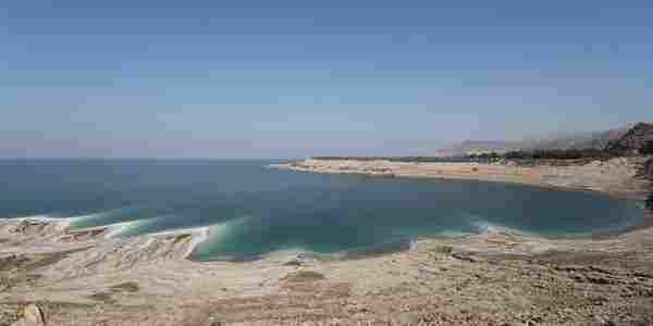 البحر الميت ، اسرار البحر ، اكتشف البحر الميت ، ملوحة البحر الميت