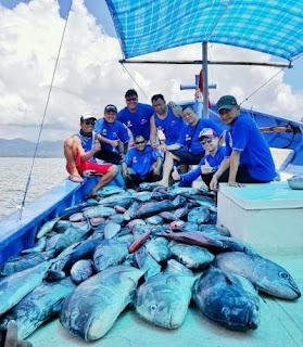 Spot dan Kapal mancing di Sumbawa