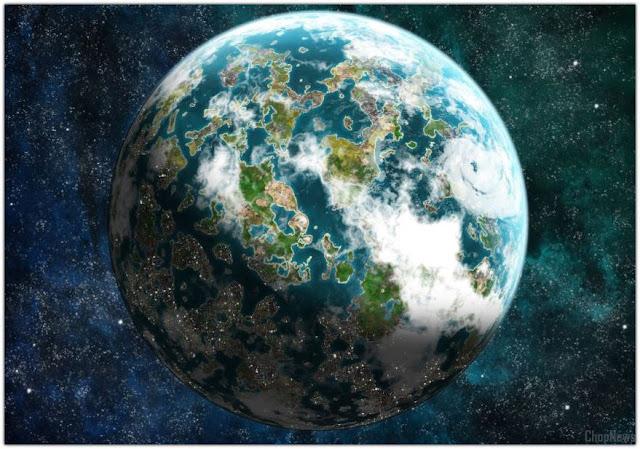 Six Earth like planets