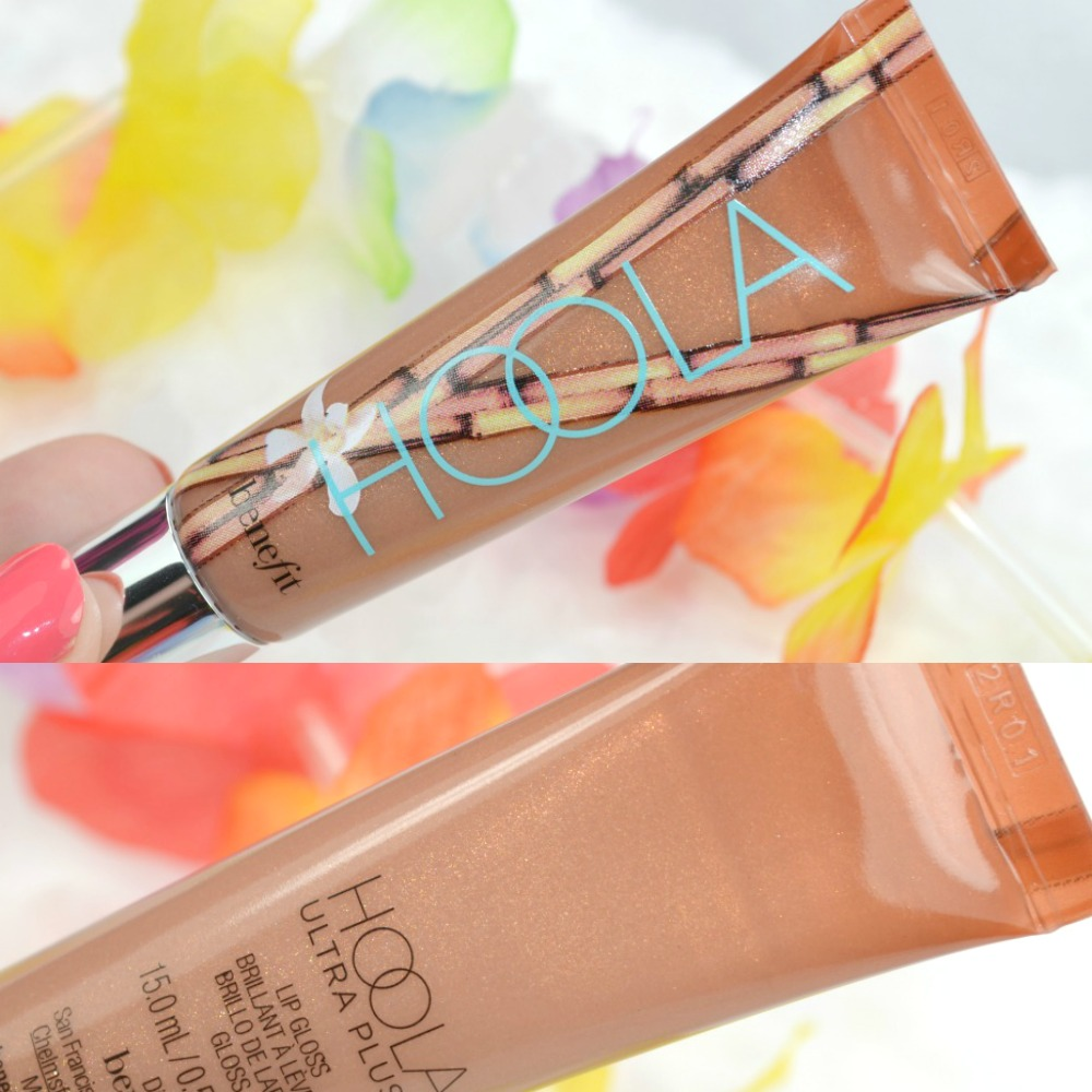 Benefit Hoola Bronzing Powder and Hoola Ultra Plush Lip Review / Swatches