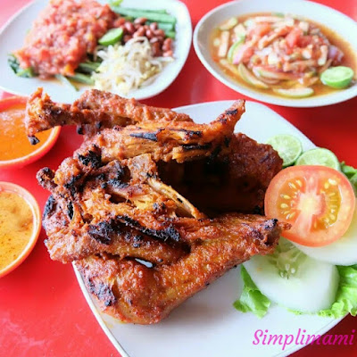 Bahan bahan Resep Ayam Bakar Taliwang Pedas Khas Lombok