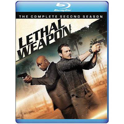 Lethal Weapon Season 2 Blu Ray
