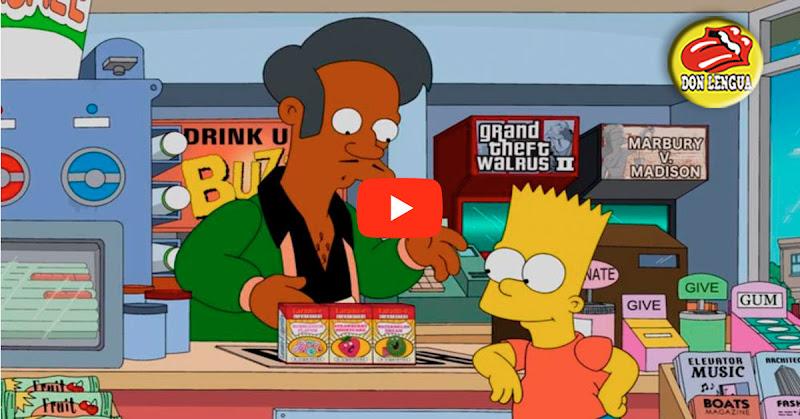 Los Simpsons eliminarán a APU de la serie por las polémicas raciales