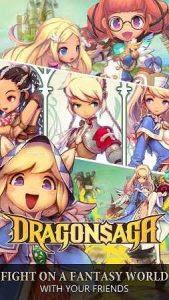 Dragonsaga Mod Apk