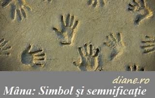 Mâna: Simbol şi semnificaţie