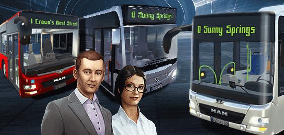 تحميل لعبة قيادة الباصات bus simulator 16 برابط واحد مباشر