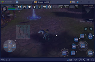 CARA BERMAIN GAME DRAGON NEST M DI PC DENGAN BLUESTACKS