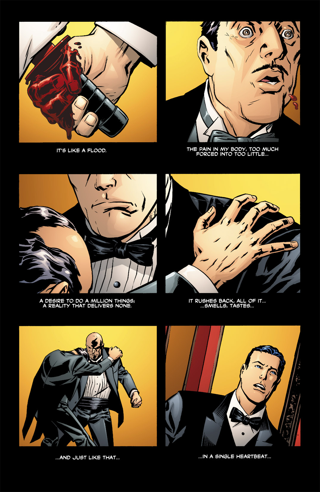 Detective Comics (1937) 815 Page 1
