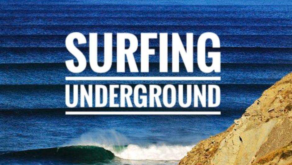 surfing underground