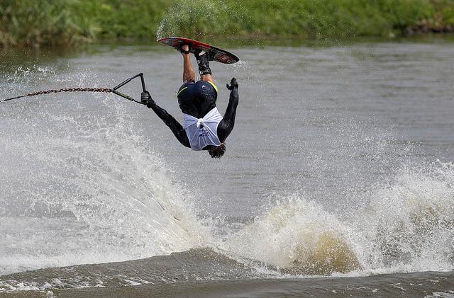 Preliminares de Esquí acuático en los Juegos Mundiales 2017