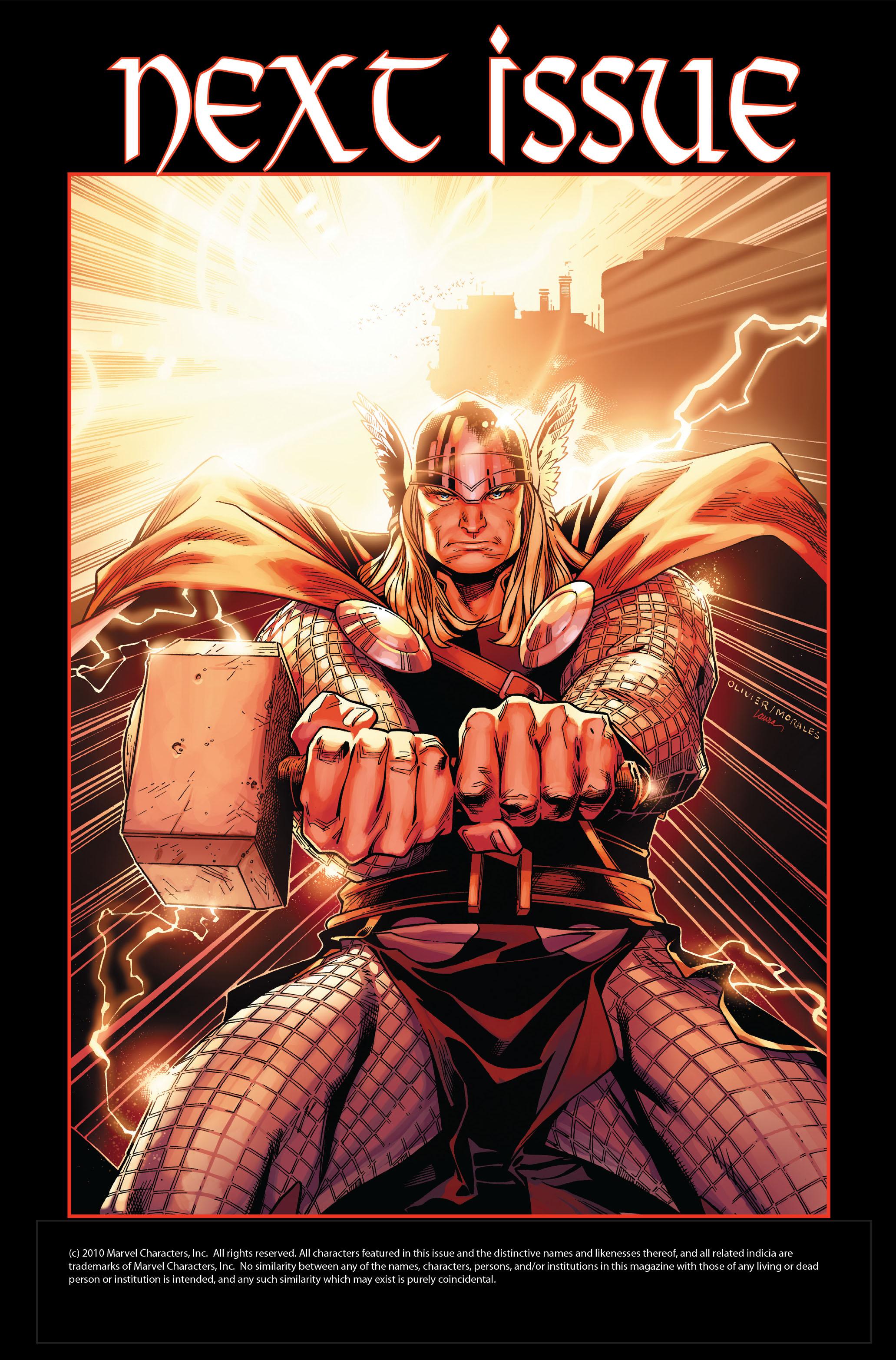 Thor (2007) Issue #10 #10 - English 23
