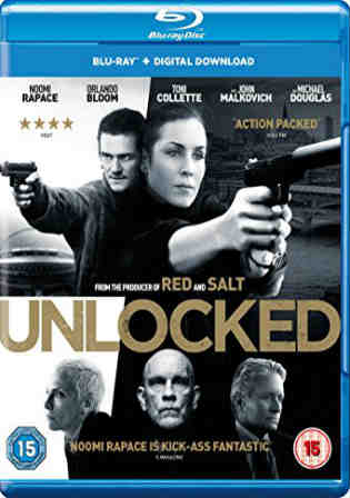Unlocked 2017 BRRip 300MB English Movie 480p Watch Online Full Movie Download bolly4u