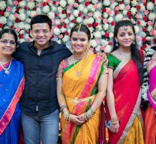 Gollapudi Maruthi Rao Family Wife Parents children's Marriage Photos