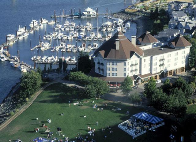 Kimpton RiverPlace Hotel Oregon
