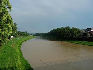 Ужгород. Річка Уж