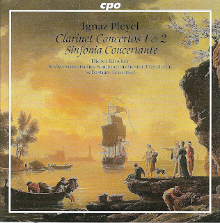 Pleyel, I.J.: Clarinet Concertos Nos. 1 and 2 / Sinfonia Concertante in B Flat Major