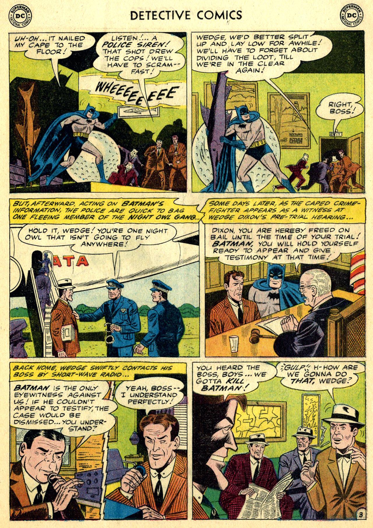 Detective Comics (1937) 281 Page 4